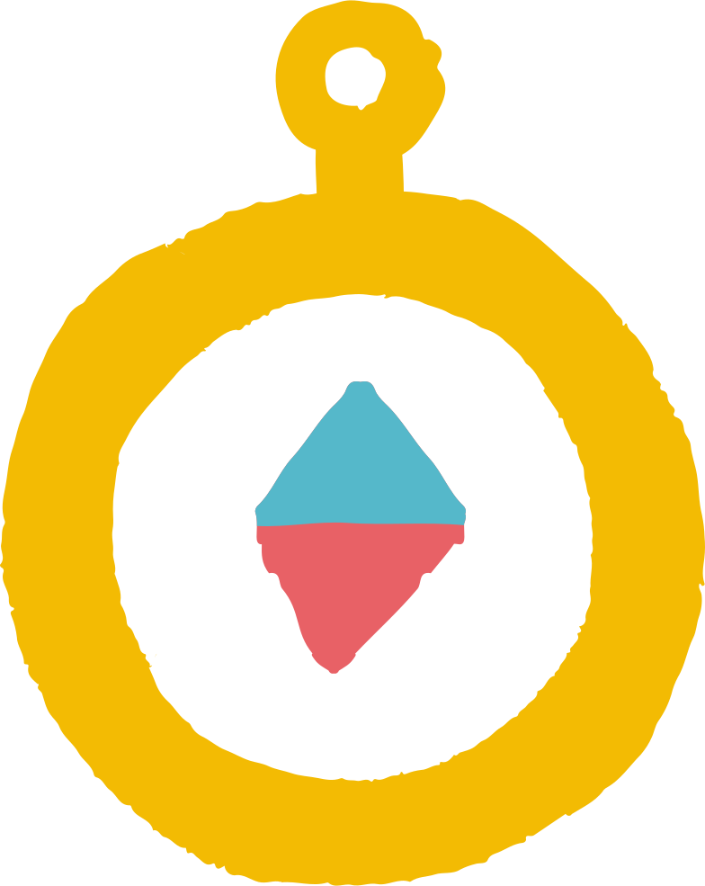 compass Clipart illustration in PNG, SVG