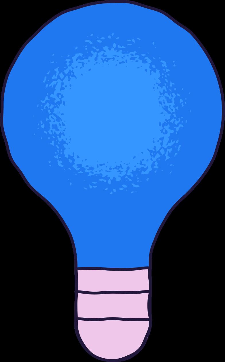bulb off Clipart illustration in PNG, SVG