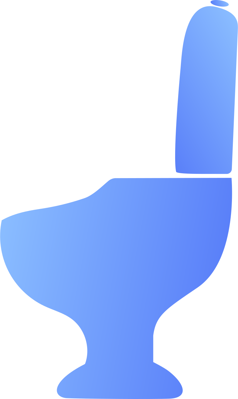 toilet Clipart illustration in PNG, SVG