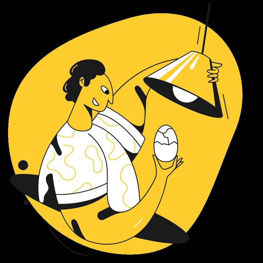출시 예정 Clipart illustration in PNG, SVG