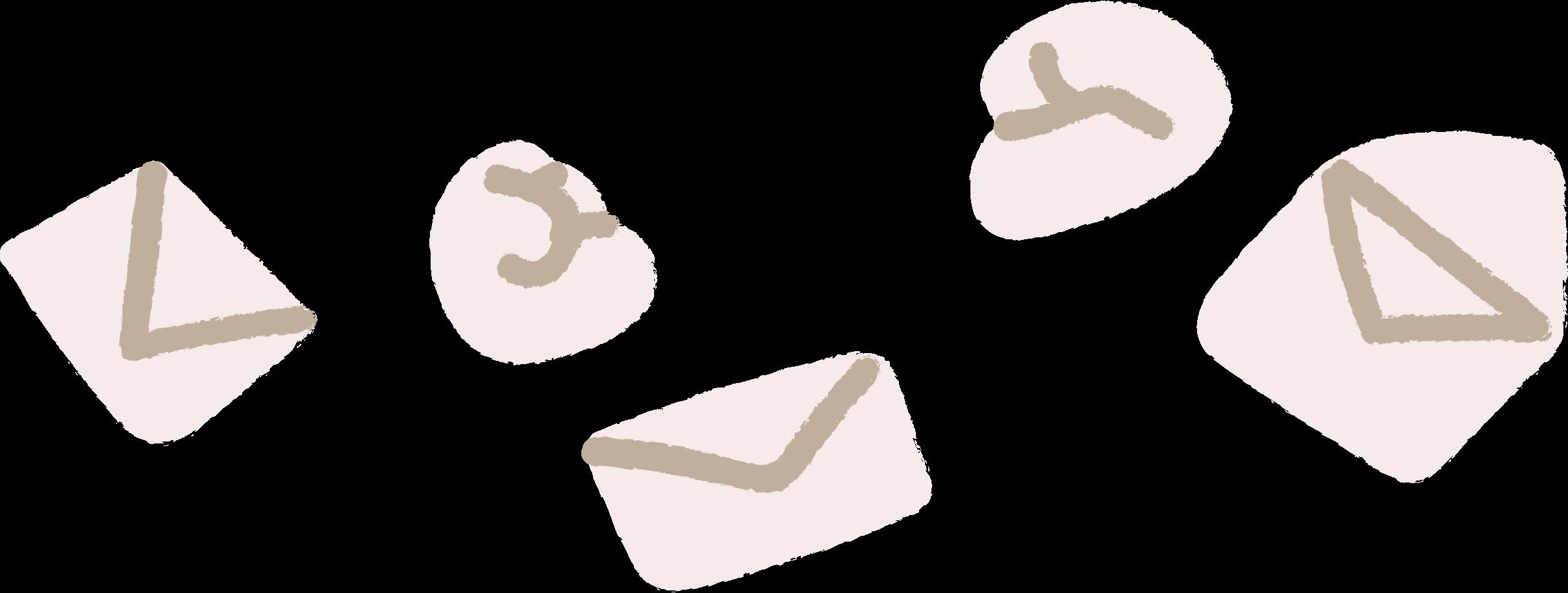 mails Clipart illustration in PNG, SVG