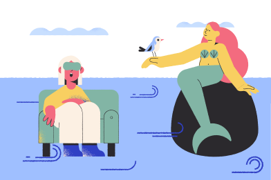 style VR images in PNG and SVG | Icons8 Illustrations