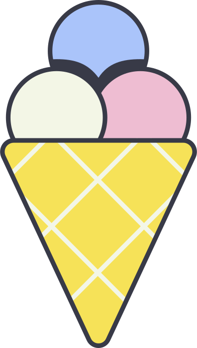 style icecream cone images in PNG and SVG   Icons8 Illustrations