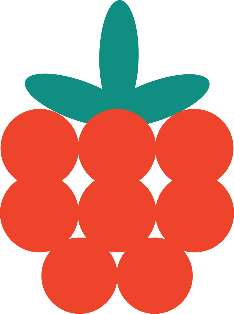 raspberry Clipart illustration in PNG, SVG