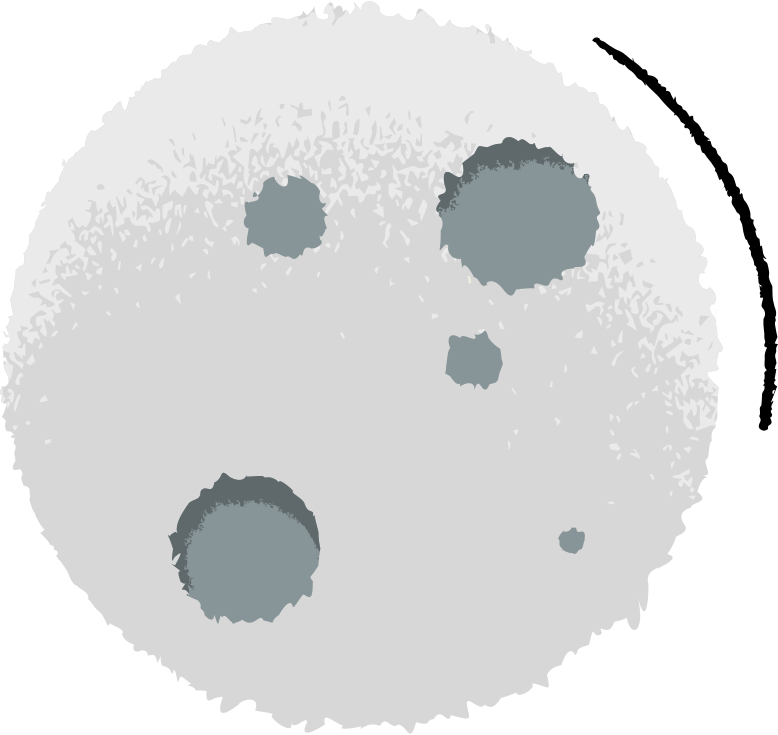 style moon Vector images in PNG and SVG | Icons8 Illustrations