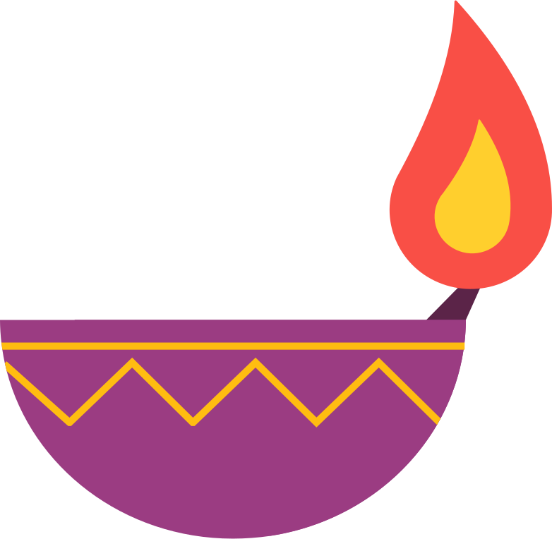style indian red candle in a bowl Vector images in PNG and SVG | Icons8 Illustrations