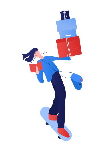 style Delivery is coming images in PNG and SVG | Icons8 Illustrations