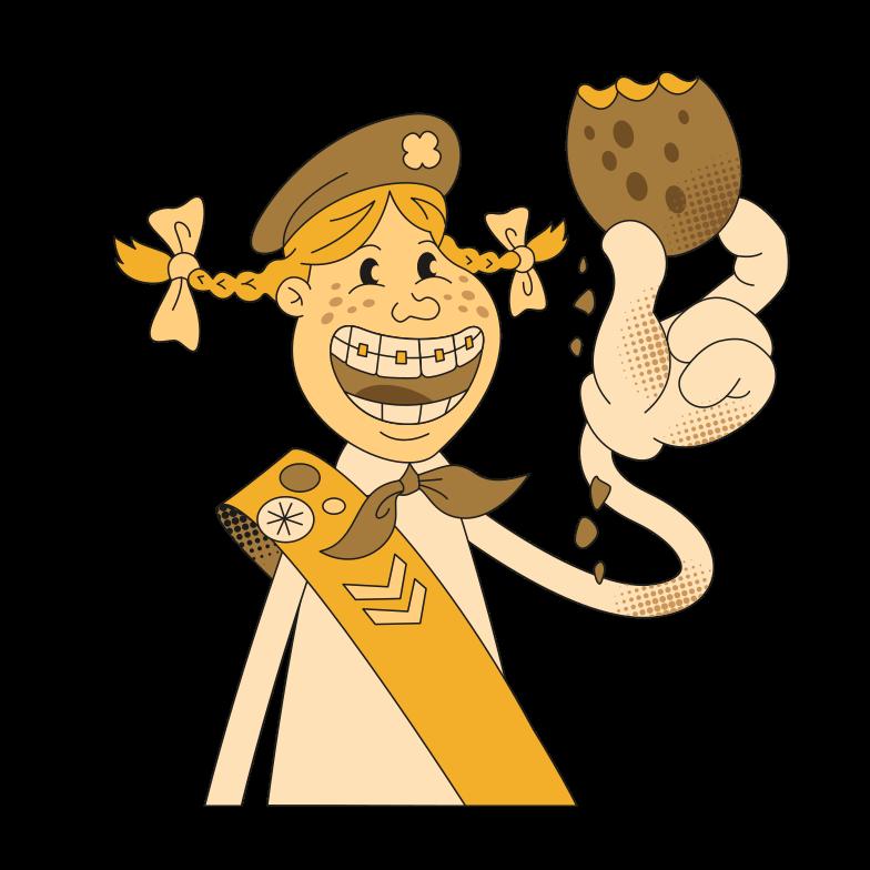Utilizziamo i cookie Illustrazione clipart in PNG, SVG