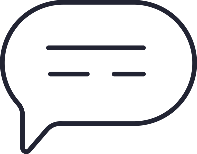 success  speech bubble Clipart illustration in PNG, SVG