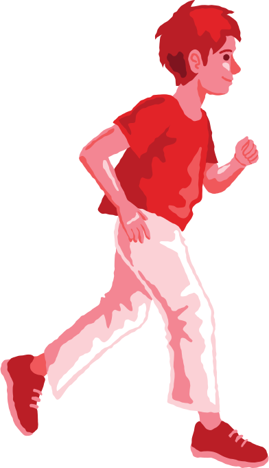 style boy running images in PNG and SVG | Icons8 Illustrations