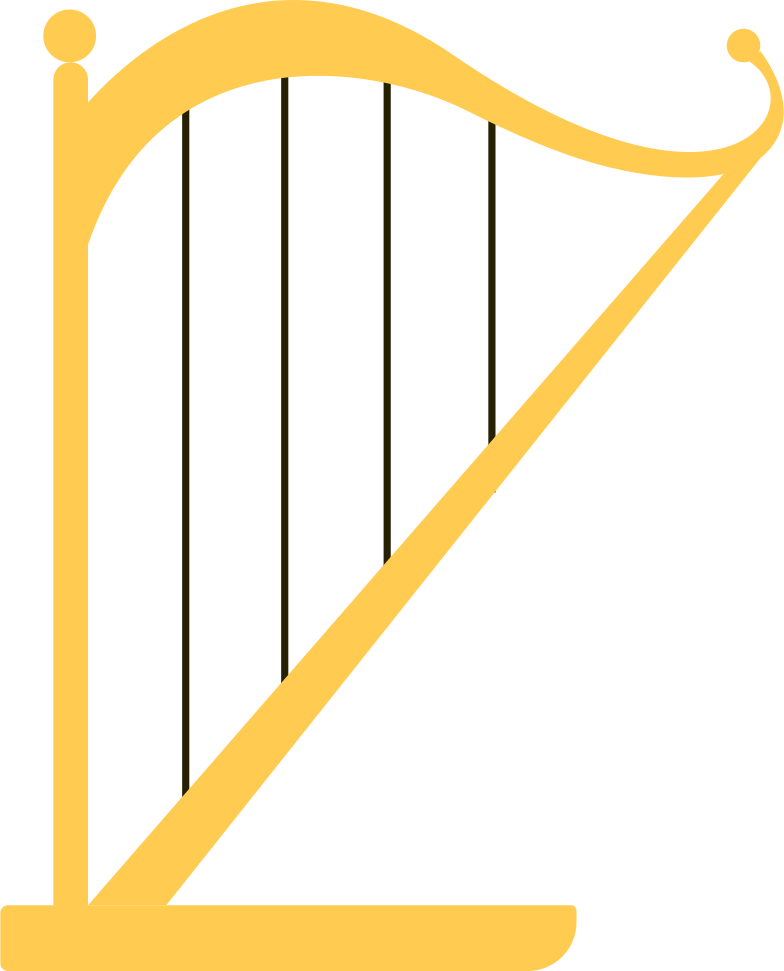 style harp Vector images in PNG and SVG | Icons8 Illustrations