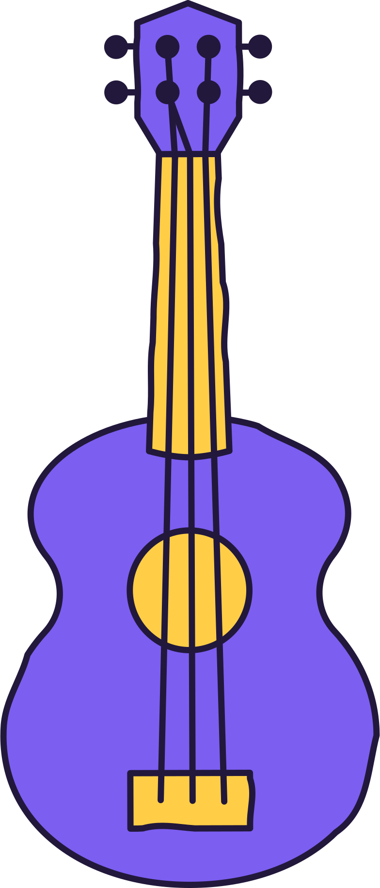 style ukulele Vector images in PNG and SVG | Icons8 Illustrations