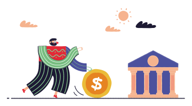 style Last loan payment images in PNG and SVG | Icons8 Illustrations