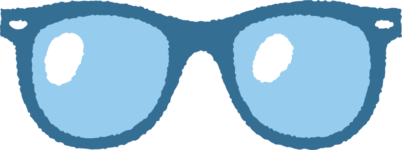 sunglasses Clipart illustration in PNG, SVG