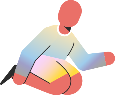 style child sitting on knees images in PNG and SVG | Icons8 Illustrations