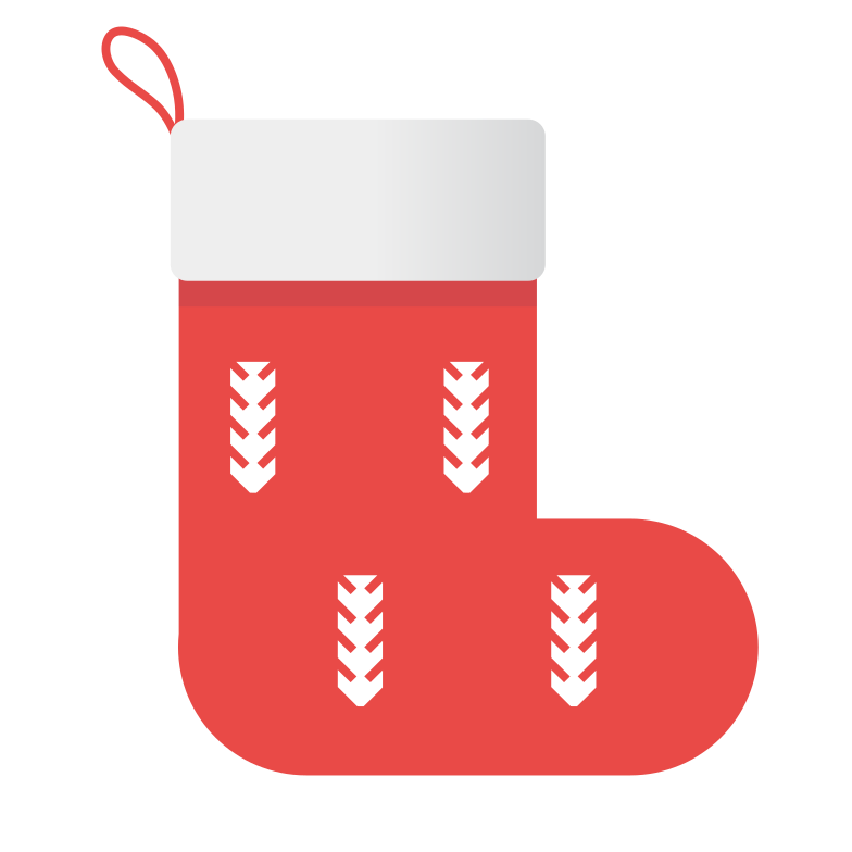 style christmas stocking Vector images in PNG and SVG | Icons8 Illustrations