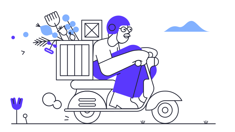 style Delivery Vector images in PNG and SVG | Icons8 Illustrations
