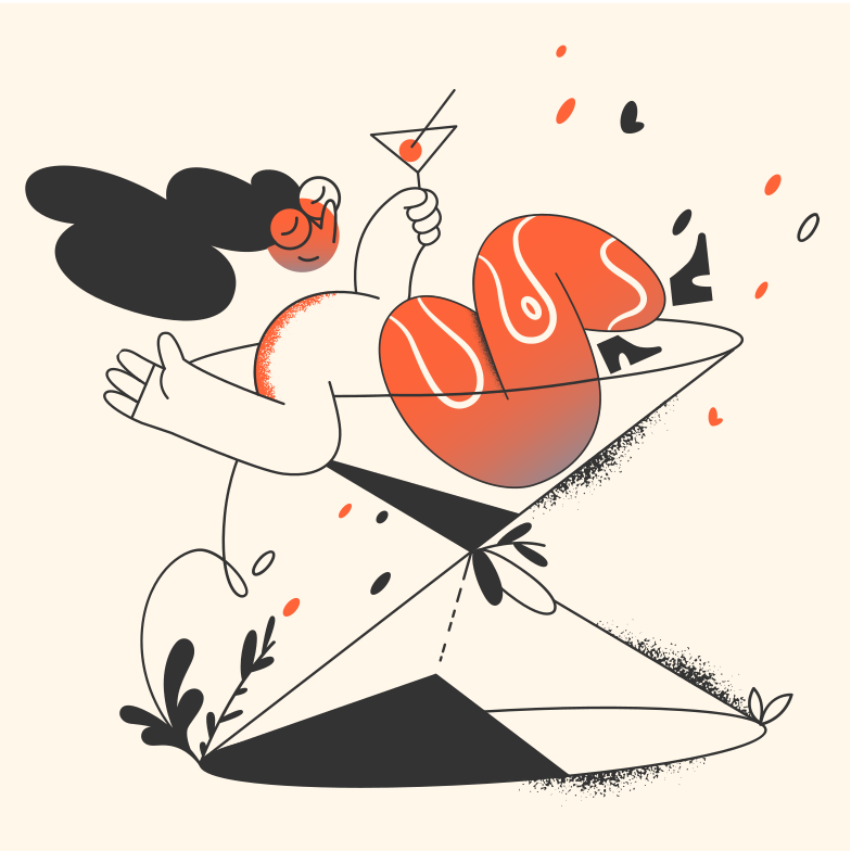 Enough time Clipart illustration in PNG, SVG