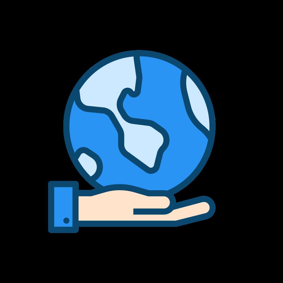 Globalization Clipart illustration in PNG, SVG