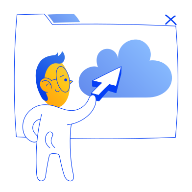 style Cloud software images in PNG and SVG | Icons8 Illustrations