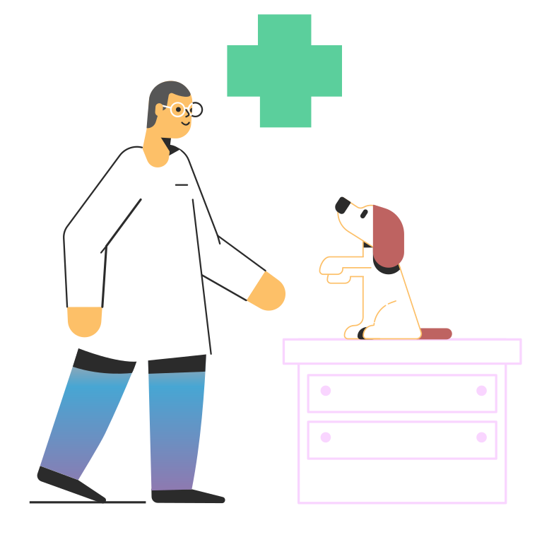 style Veterinarian Vector images in PNG and SVG | Icons8 Illustrations