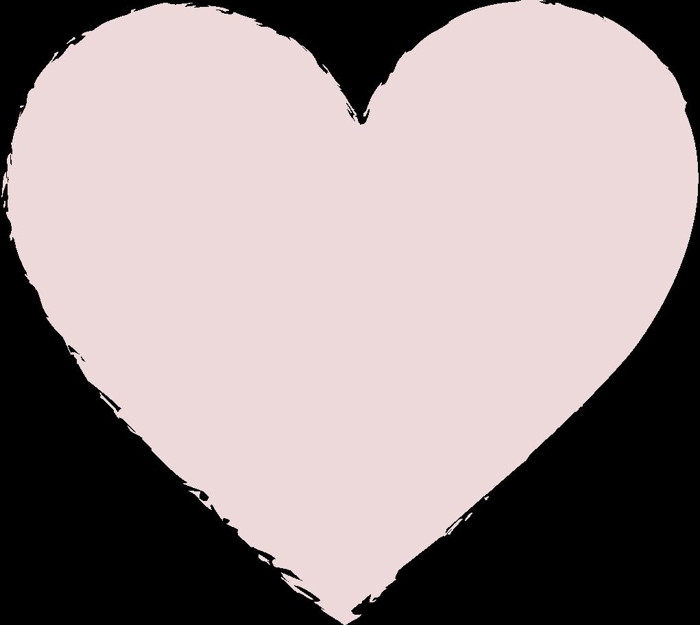 heart-pink Clipart illustration in PNG, SVG