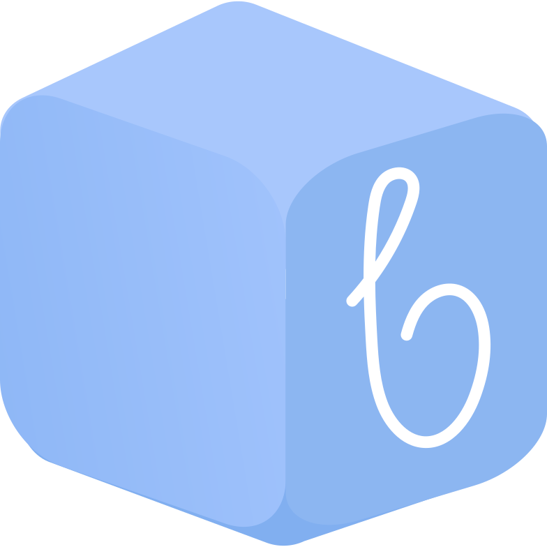 cube Clipart illustration in PNG, SVG
