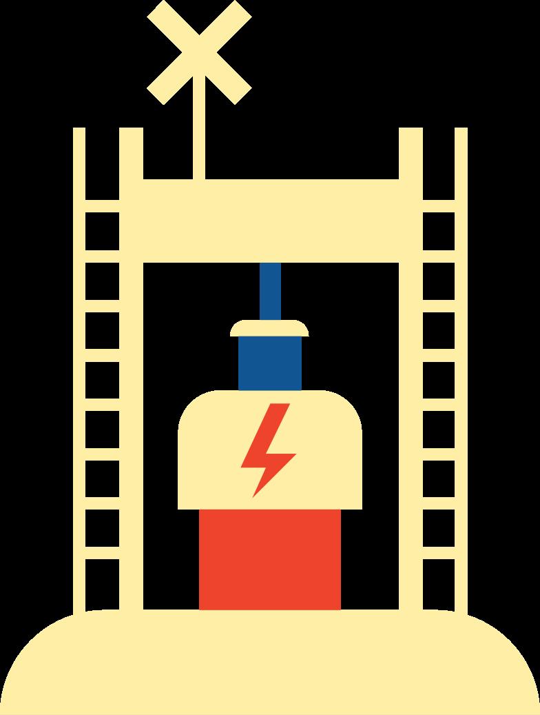 wave energy converter Clipart illustration in PNG, SVG