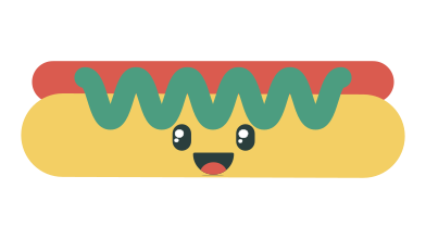 style Hot dog images in PNG and SVG | Icons8 Illustrations