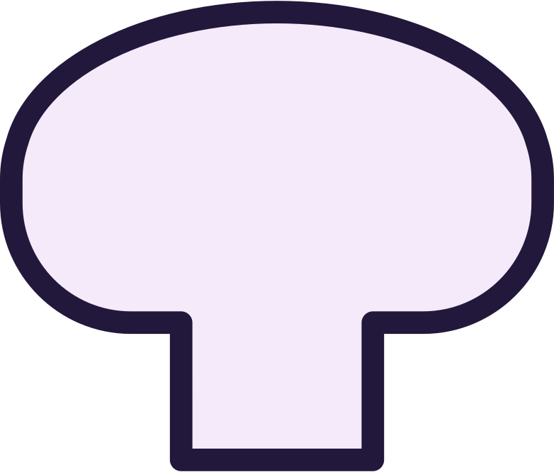 style l mushroom Vector images in PNG and SVG | Icons8 Illustrations