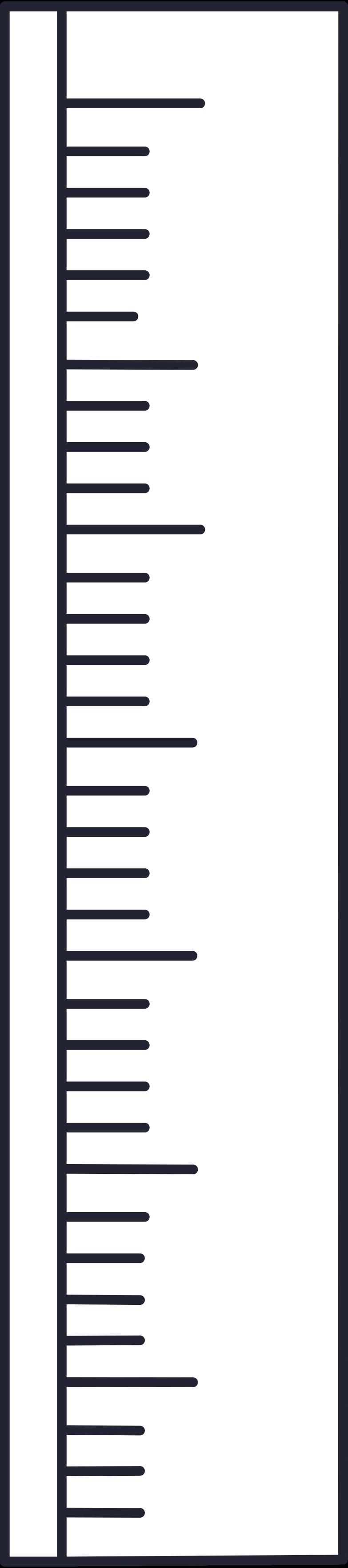 growing up  meter Clipart illustration in PNG, SVG