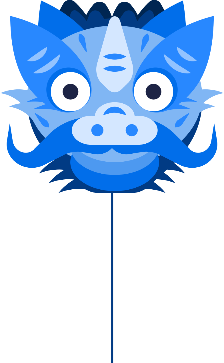 style chinese dragon mask Vector images in PNG and SVG | Icons8 Illustrations