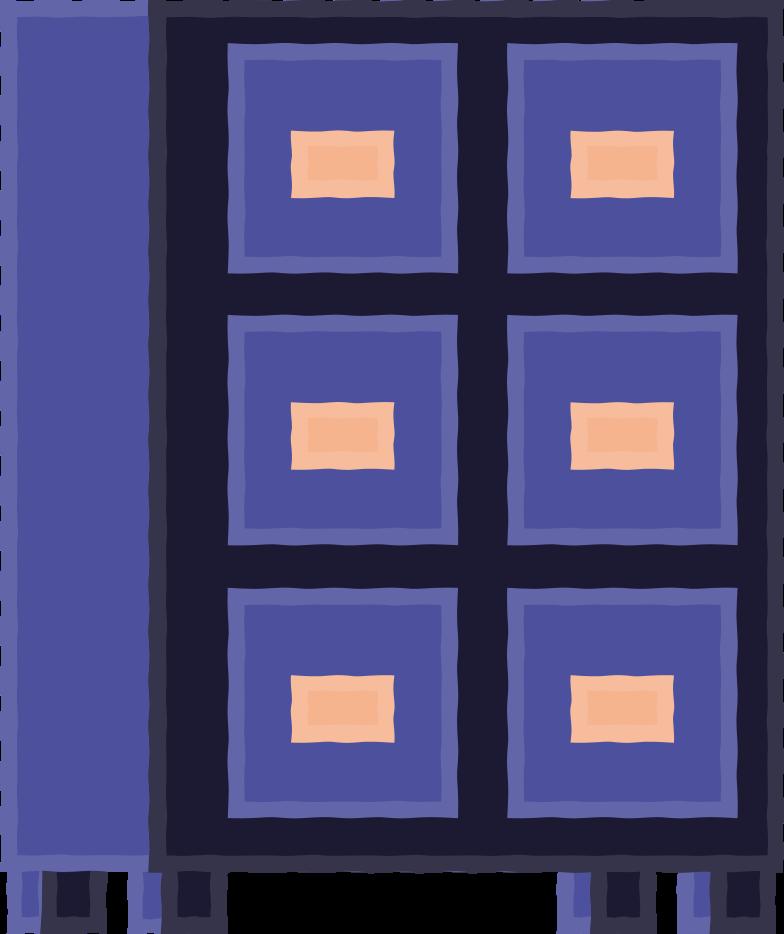 drawer Clipart illustration in PNG, SVG