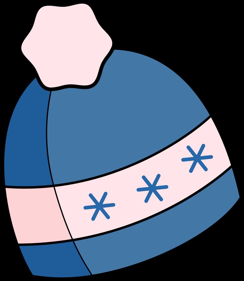winter hat Clipart-Grafik als PNG, SVG