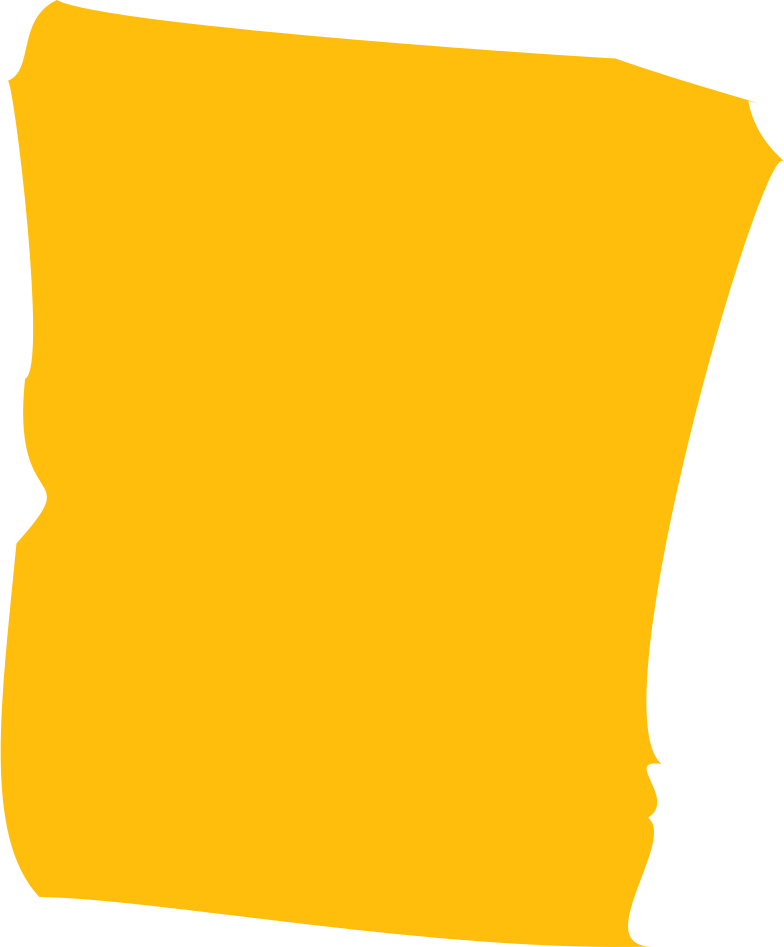 yellow rectangle Clipart illustration in PNG, SVG