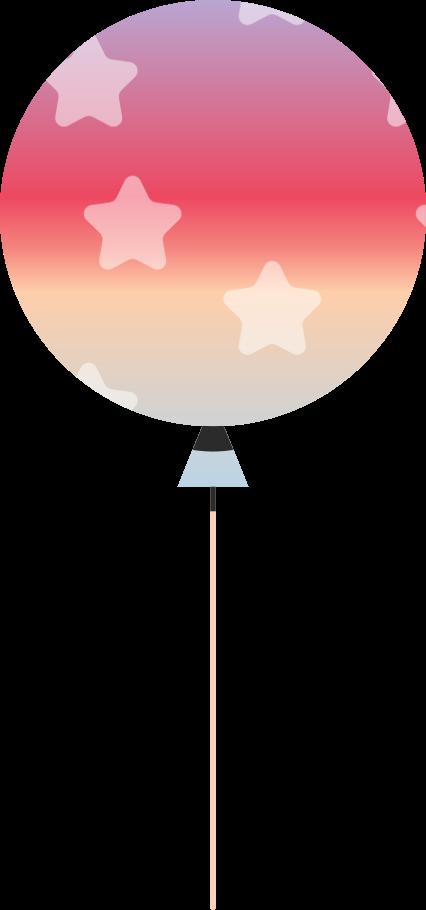 Ilustración de clipart de Globo en PNG, SVG