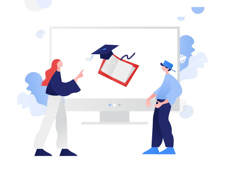 style Online education  Vector images in PNG and SVG | Icons8 Illustrations