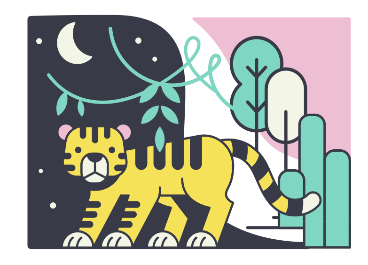 Selvagem Clipart illustration in PNG, SVG