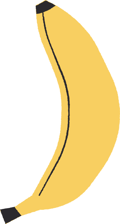 style banana images in PNG and SVG | Icons8 Illustrations
