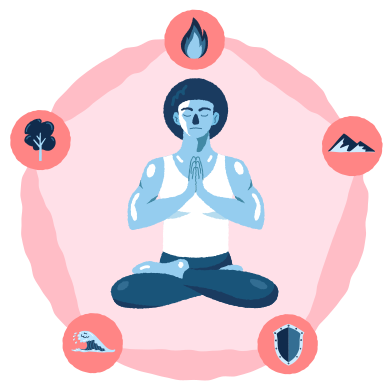 style Feng Shui images in PNG and SVG | Icons8 Illustrations