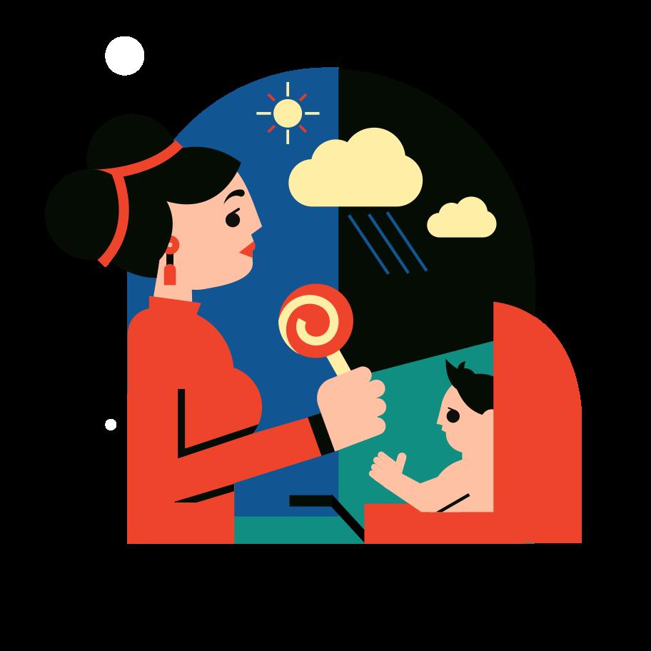 Nurse Clipart illustration in PNG, SVG