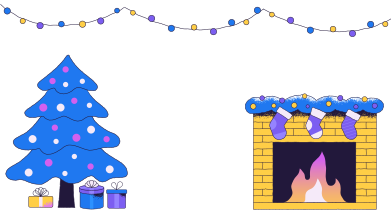 style Christmas feeling images in PNG and SVG | Icons8 Illustrations