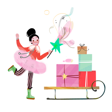 style Gifts images in PNG and SVG | Icons8 Illustrations