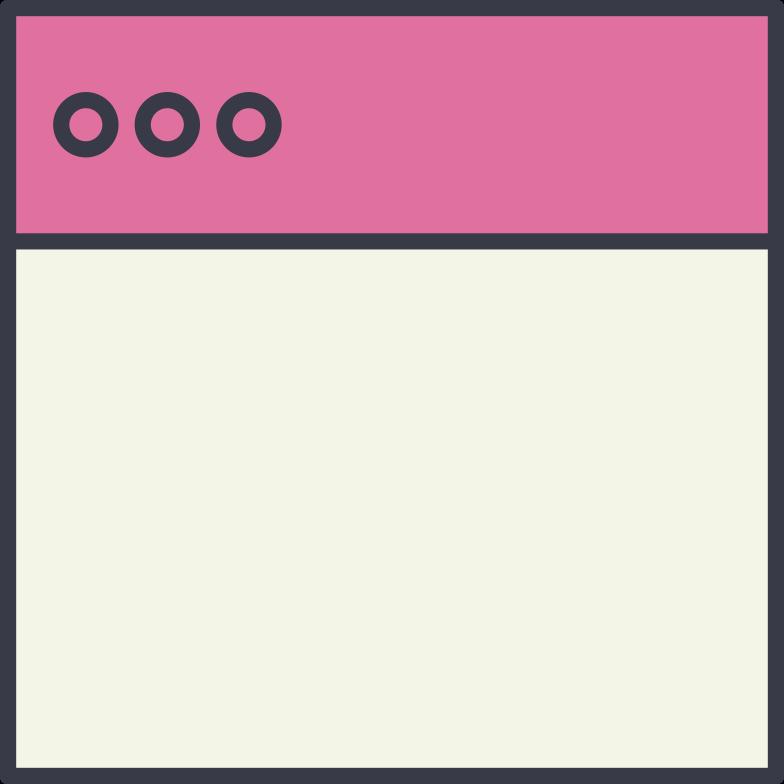 Imagem vetorial de window estilo  em PNG e SVG | Ilustrações do Icons8