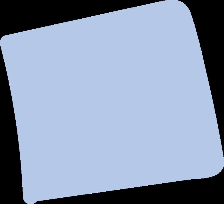 Ilustración de clipart de placard en PNG, SVG