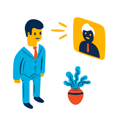 style Conference call images in PNG and SVG | Icons8 Illustrations