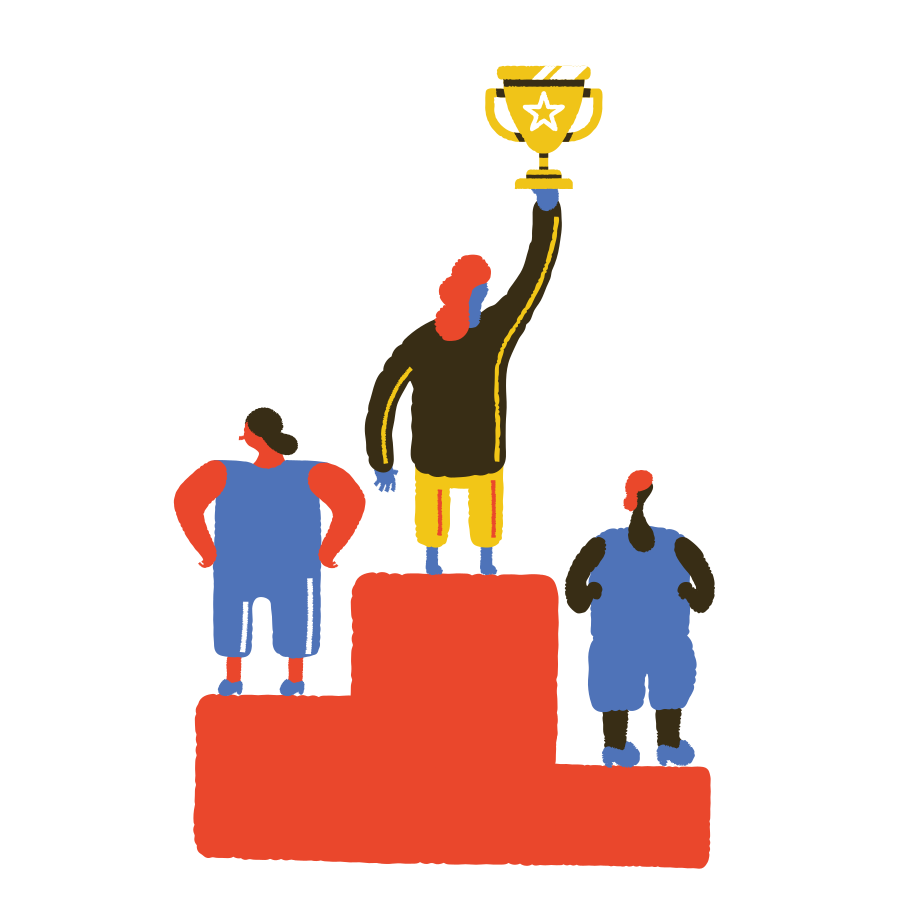 Champion Clipart illustration in PNG, SVG
