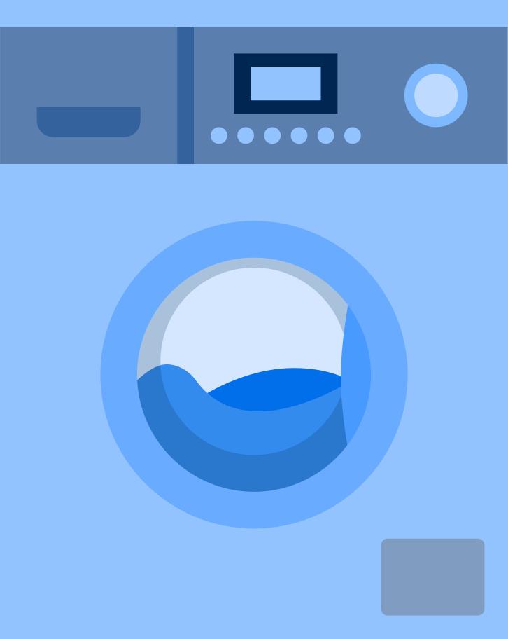 washer Clipart illustration in PNG, SVG