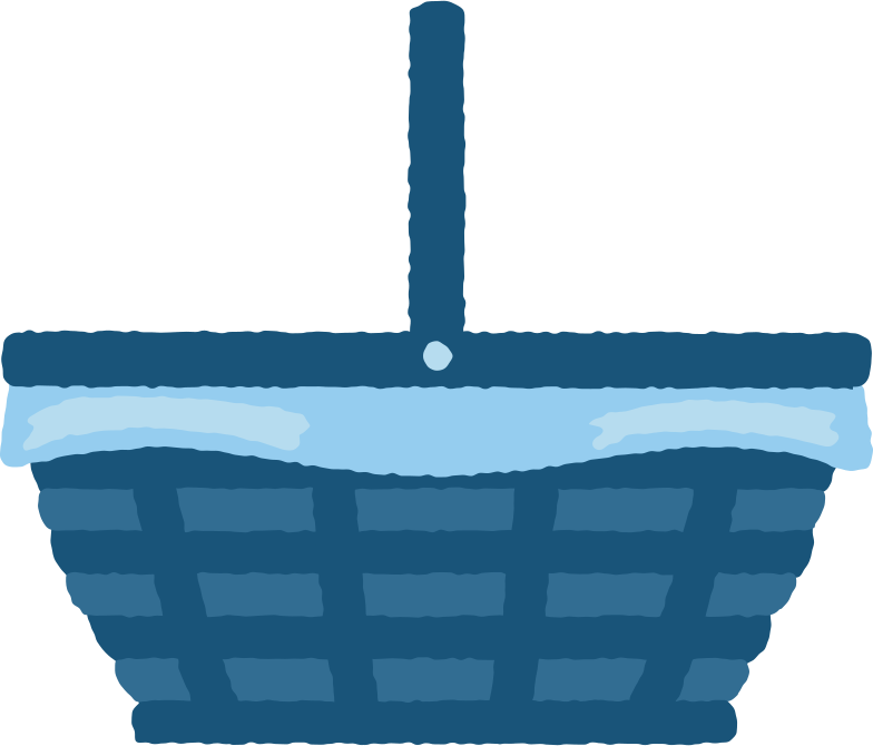 style picnic basket Vector images in PNG and SVG | Icons8 Illustrations