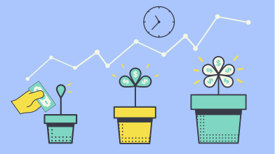 style Growing investment images in PNG and SVG | Icons8 Illustrations